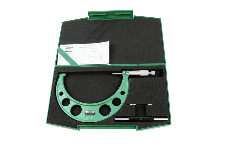 OUTSIDE MICROMETER - Insize 3203-6A 5-6""
