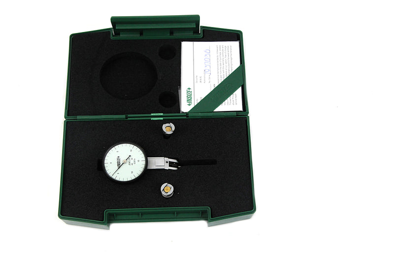 "DIAL TEST INDICATOR | 0 - 0.03"" x 0.001"" 