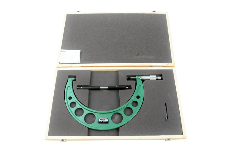 OUTSIDE MICROMETER - Insize 3203-8A 7-8""