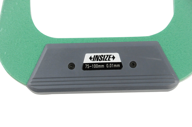 OUTSIDE MICROMETER - Insize 3208-100B 75-100mm
