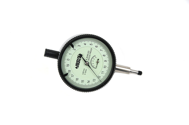 PRECISION DIAL INDICATOR - INSIZE 2313-5A 5mm