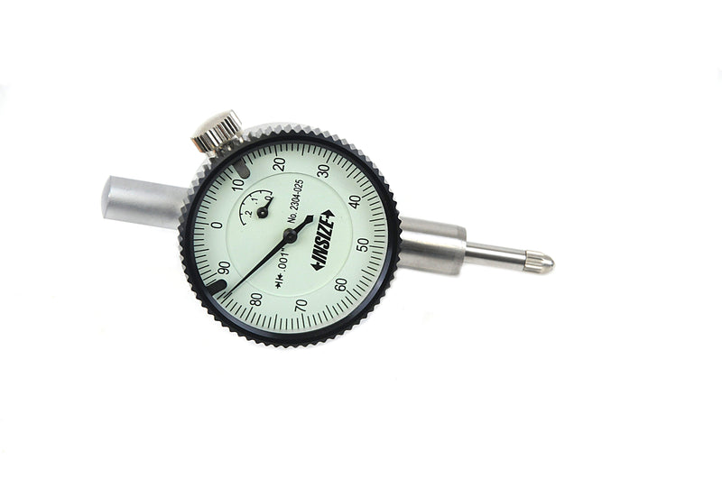 "Insize 2304-025 <Br> 0.25"" Compact Dial Indicator"