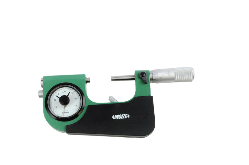 INDICATING MICROMETER - INSIZE 3332-2 1-2""