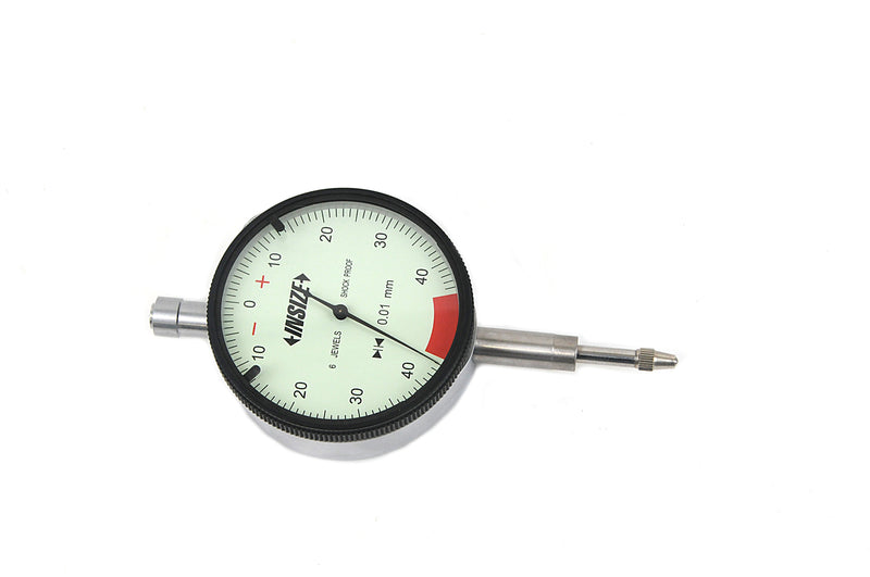 ONE REVOLUTION DIAL INDICATOR - INSIZE 2306-1F