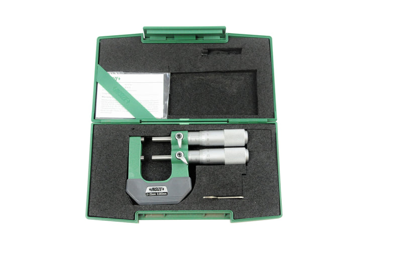 LIMIT MICROMETER - INSIZE 3235-25A 0-25mm