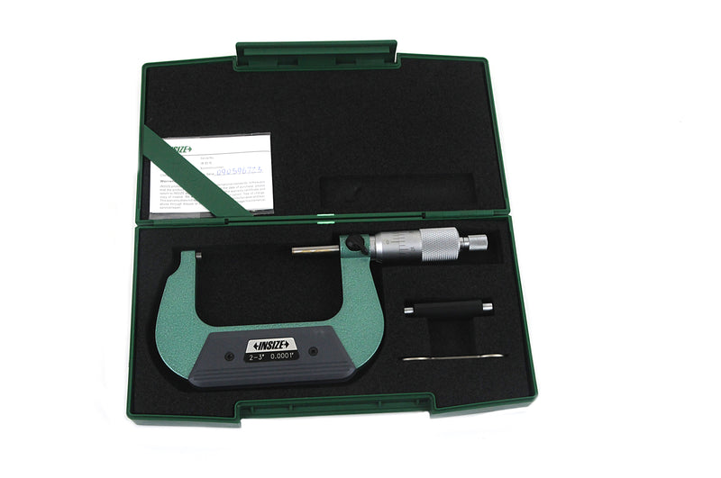 OUTSIDE MICROMETER - Insize 3207-3 2-3""