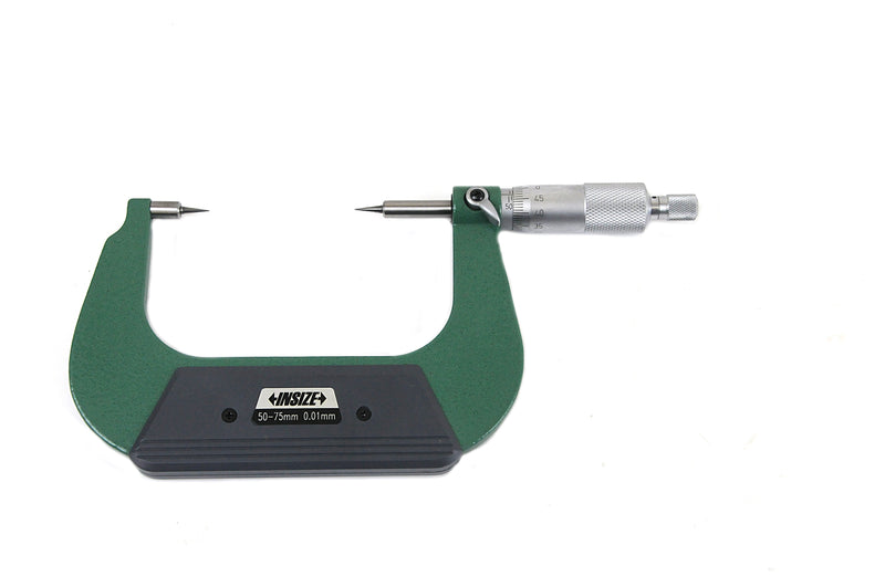 POINT MICROMETER - INSIZE 3230-75BA 50-75mm