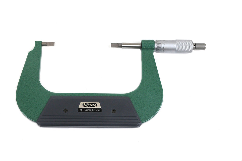 BLADE MICROMETER - INSIZE 3232-100A 75-100mm