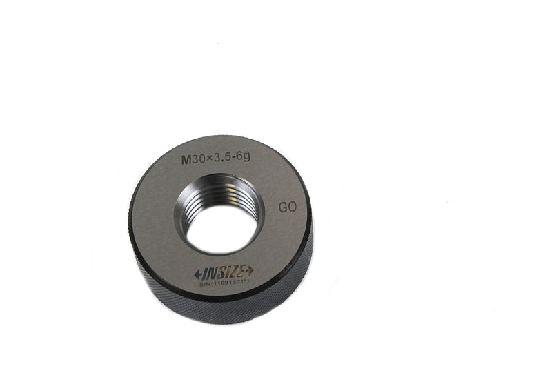 THREAD RING GAUGE - INSIZE 4120-33 M33X3.5