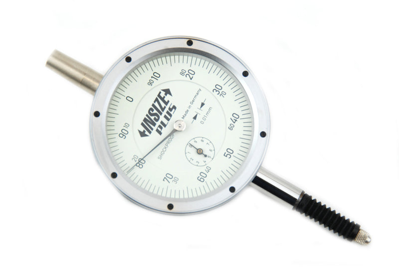 WATERPROOF DIAL INDICATOR - Insize 2894-10F 10mm