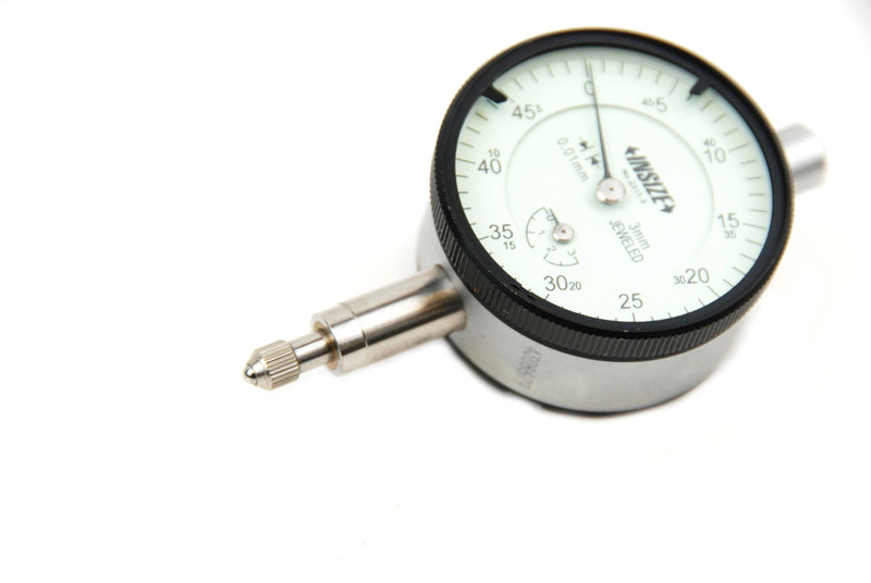 DIAL INDICATOR - INSIZE 2311-3F 3mm