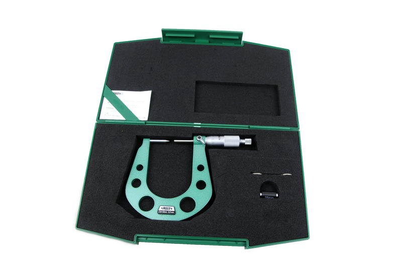 DISC BRAKE MICROMETER - INSIZE 3288-33A 7.6-33mm