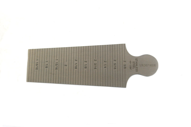 TAPER GAUGE - INSIZE 4833-4 45-60mm / 1-13/16-2-3/8""