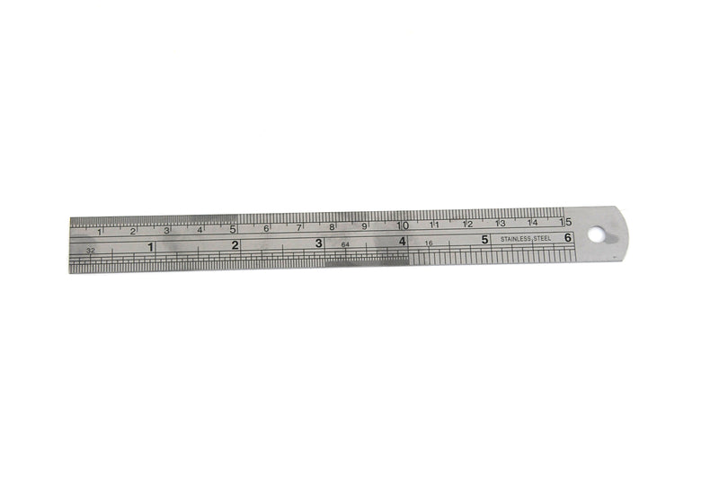 STAINLESS STEEL RULE - INSIZE 7110-500 500mm / 20""