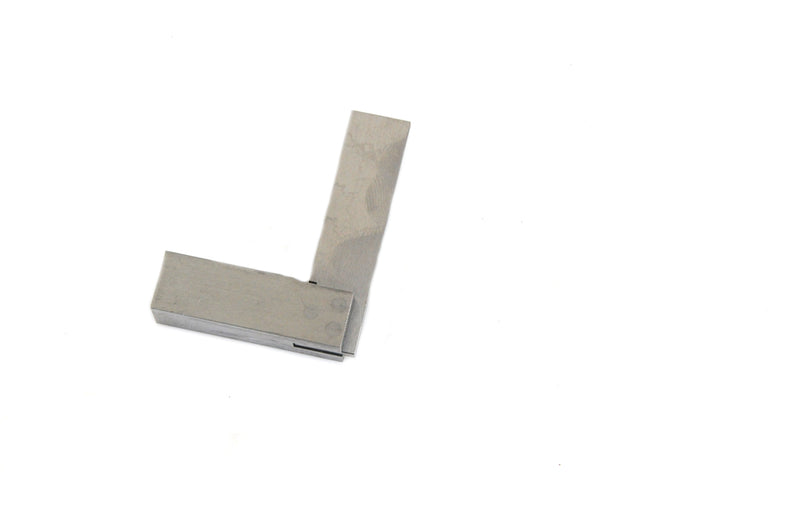 90 DEGREE FLAT EDGE SQUARE - INSIZE 4792-50 50X40mm