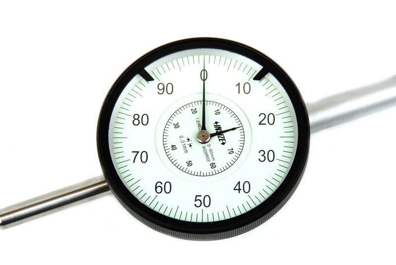 DIAL INDICATOR - INSIZE 2309-80D 80mm