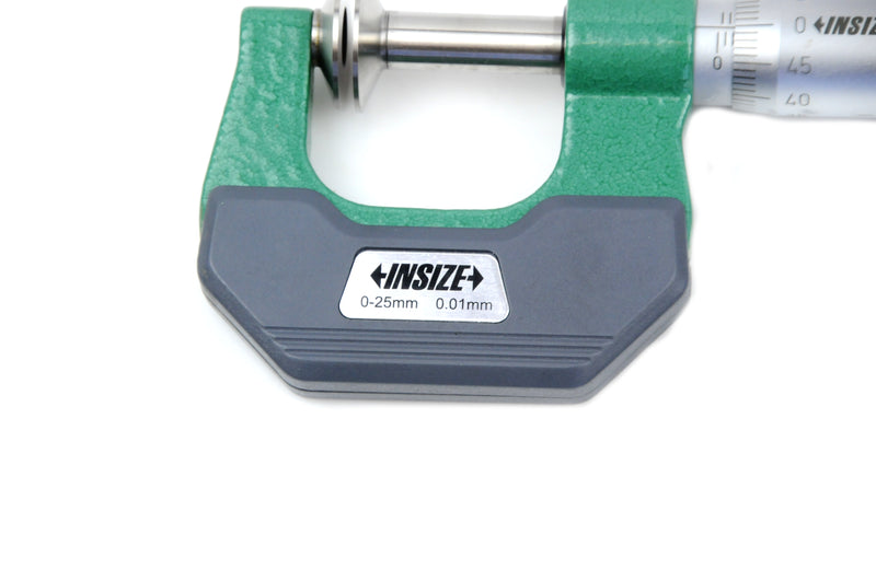 DISC MICROMETER - INSIZE 3294-25 0-25mm