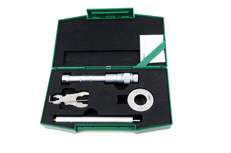 THREE POINT INTERNAL MICROMETER - Insize 3227-25 20-25mm