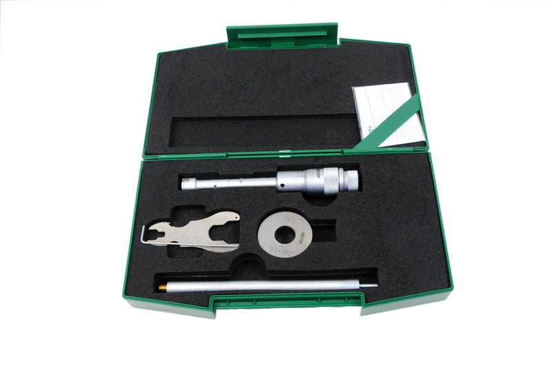 THREE POINT INTERNAL MICROMETER - Insize 3227-E08 0.65- 0.8""
