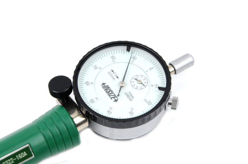 BORE GAUGE | 50-160mm x 0.01mm | INSIZE 2322-160A