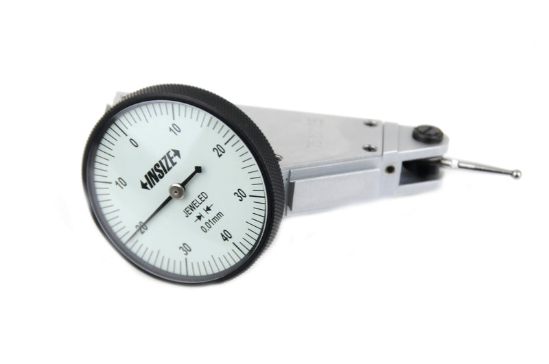 DIAL TEST INDICATOR | 0.8mm x 0.01mm | INSIZE 2399-08