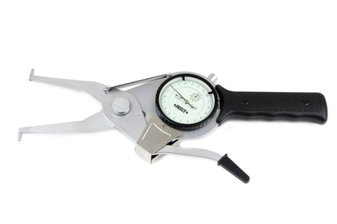 Insize 2321-Al35 <Br> 15 - 35Mm Internal Dial Caliper Gauge (Arm Length 200Mm)