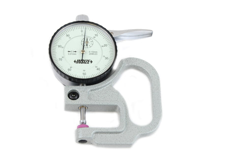 Insize 2364-10B <Br> 0 - 10Mm, Thickness Gauge