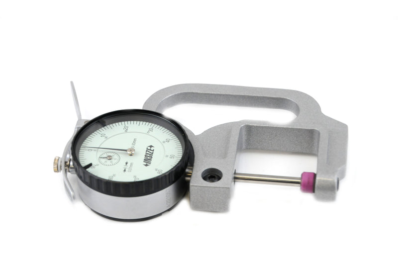 THICKNESS GAUGE | 0 - 30mm x 0.01mm | INSIZE 2366-30