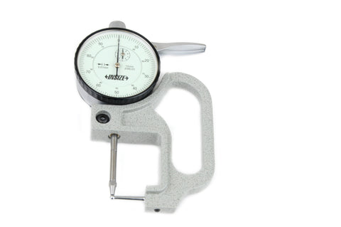 Insize 2367-10A<Br> 0 - 10Mm Tube Thickness Gauge