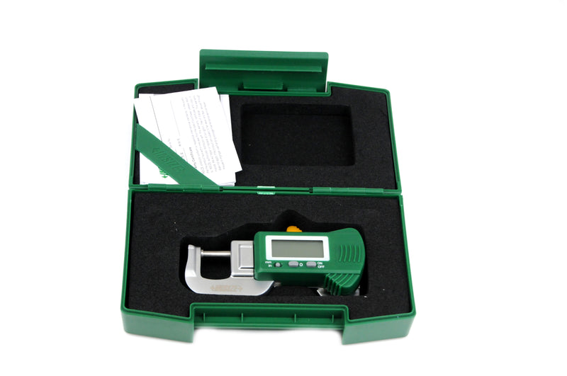 DIGITAL SNAP GAUGE - INSIZE 2166-12 0-12mm / 0-0.5""