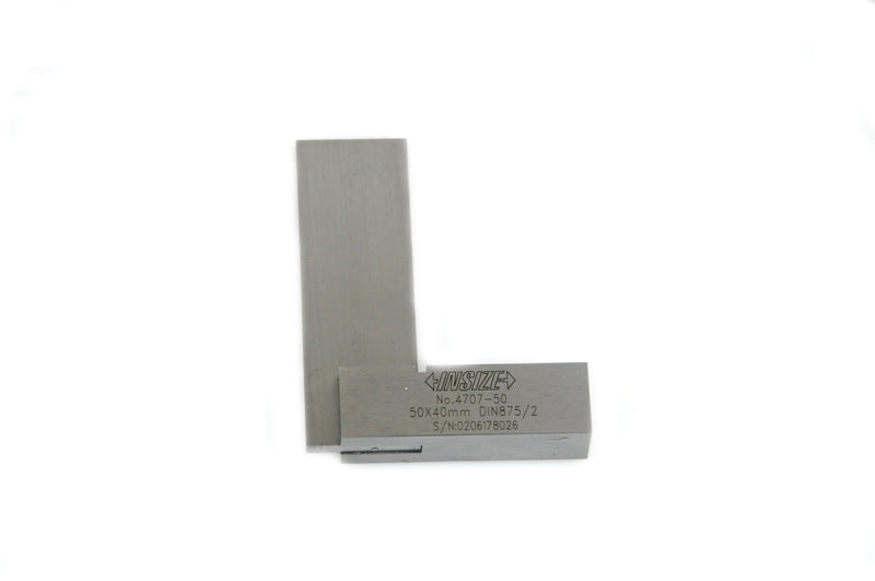 MACHINIST SQUARE - INSIZE 4707-50 50X40mm