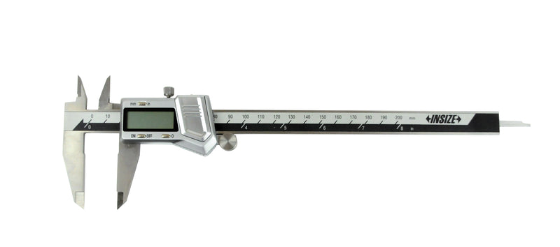 DIGITAL CALIPER - INSIZE 1114-200A 0-200mm / 0-8""