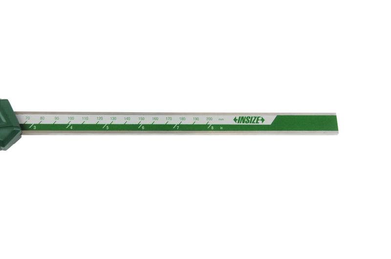"Insize 1171-200 <Br> 0 - 200Mm/0 - 8"" Digital Caliper"
