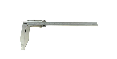 "INSIZE 1215-322<br> 0 - 300MM/0 - 12"" LONG JAW VERNIER (JAW LENGTH: 150MM)"