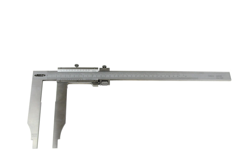 LONG JAW VERNIER CALIPER - INSIZE 1215-322 0-300mm / 0-12""