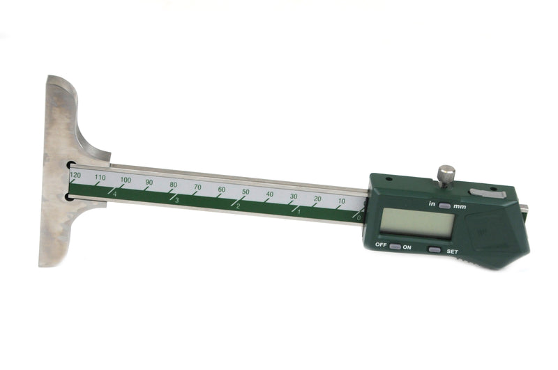 DIGITAL DEPTH GAUGE - INSIZE 1148-100 0-100mm / 0-4""