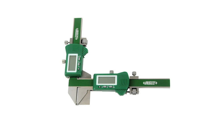 Insize 1181-M25A<Br> 1 - 25mm Digital Gear Tooth Caliper