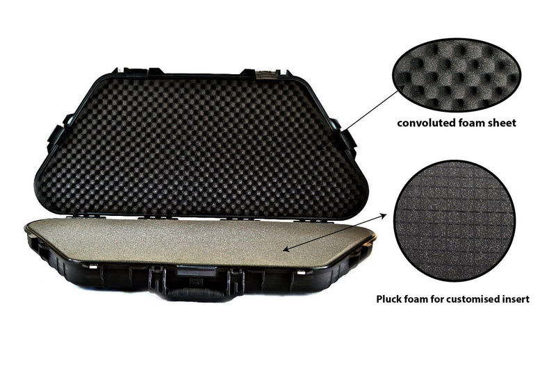 Black Bark Carry  Case Bb-5212-Bow Case
