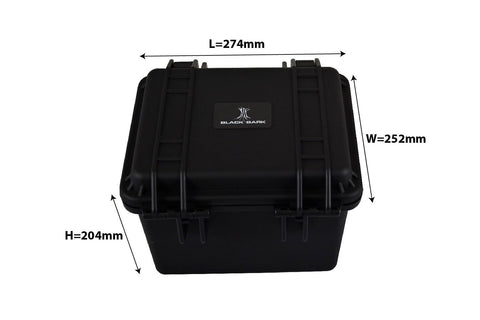 Black Bark Cases Black Bark Carry Case BB-0838