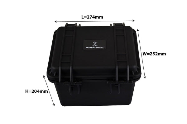 Black Bark Carry Case BB-0838