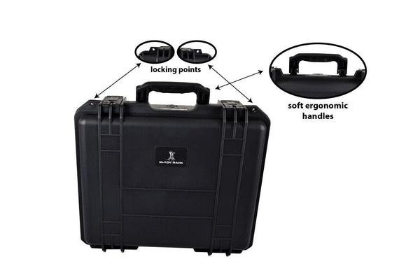 Black Bark Carry Case BB-1478