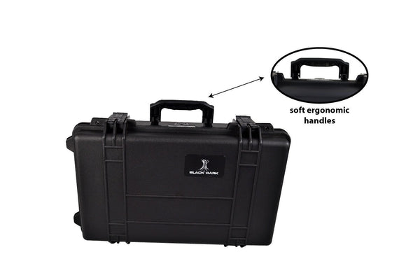 Black Bark Carry Case BB-2666