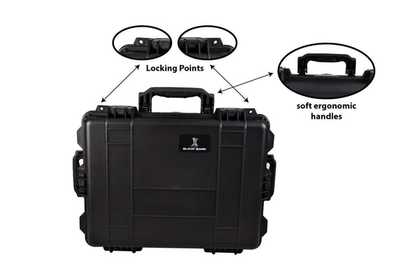 Black Bark Carry Case BB-5553