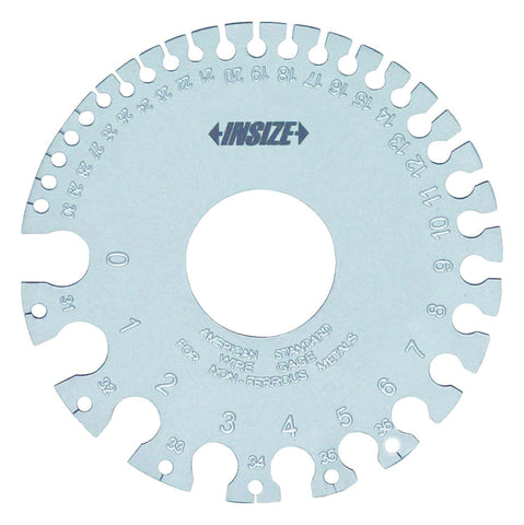 INSIZE 4808 <br>0 - 36G WIRE GAUGE