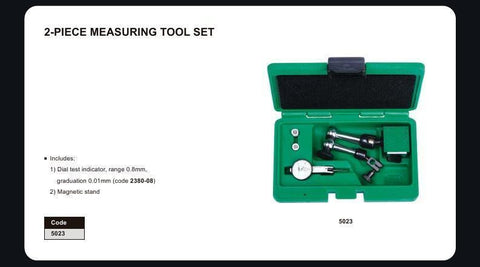 INSIZE 5023<br> 2PC MEASURING TOOL SET