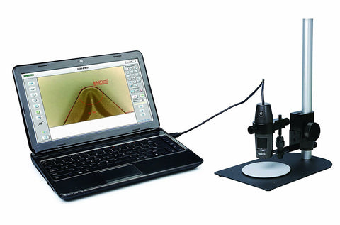 INSIZE ISM-PM200SB <br> DIGITAL MICROSCOPE WITH UNIVERSAL STAND