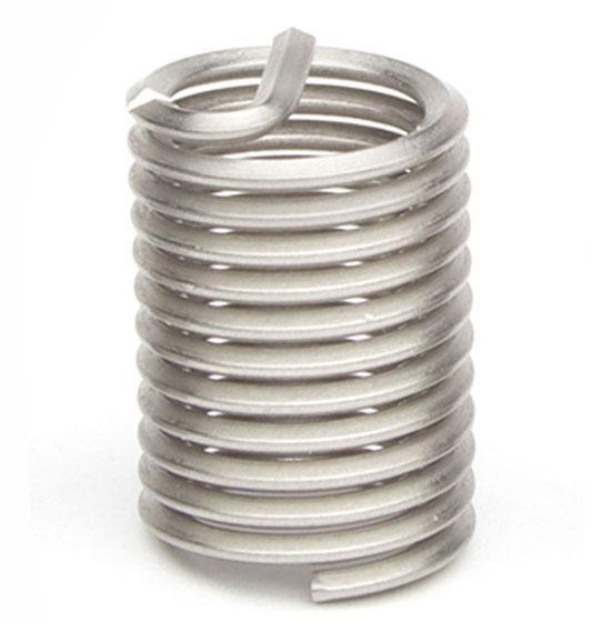 "Wallers Industrial Hardware  E-Z COIL INSERT 1""-8 X 1D UNC (SOLD IN PACKETS)"