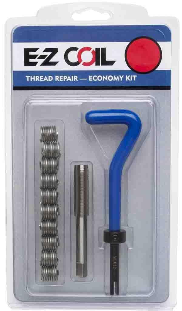 Wallers Industrial Hardware  E-Z COIL KIT ECONOMY NO. 10-24X1D UNC
