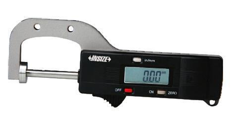 DIGITAL SNAP GAUGE - INSIZE 2167-25 0-25mm / 0-1""