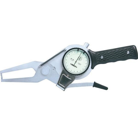 Insize 2332-40 <Br> 20 - 40Mm External Dial Caliper Gauge (Arm Length 60Mm),